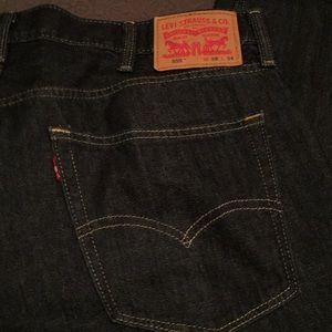 NWOT men's Levi's 559 size 38/34